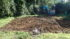 薪小屋基礎工事